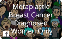 Metaplastic Breast Cancer Diagnosed Women Only Facebook Group