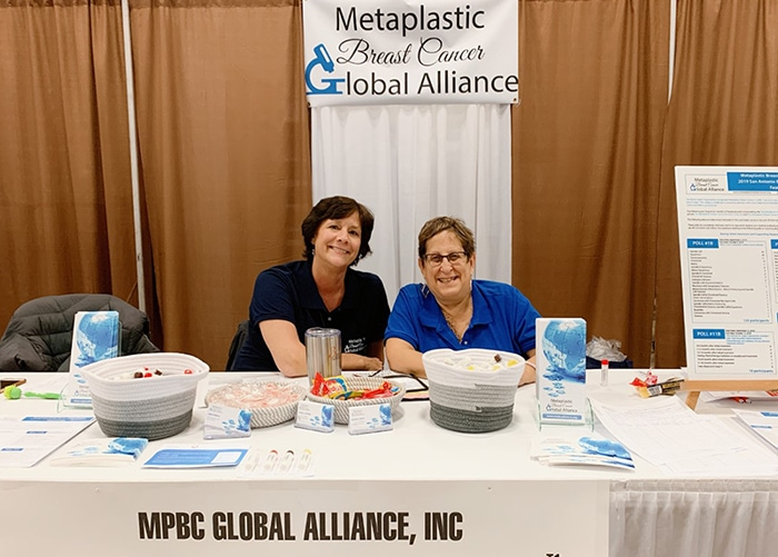 Laura Houmes co founder of Metaplastic Breast Cancer Global Alliance
