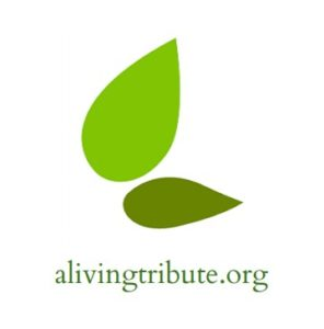 logo for alivingtribute.org